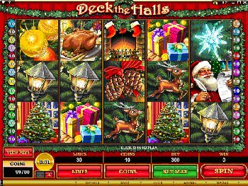 Invest a little time this festive season trying out Deck the Halls at Riverbelle Online Casino – it's going to be a major Christmas hit!